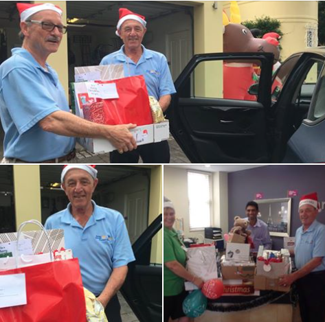 Next Delivery Off The Rank Was Peter Rotary Club Of St Ives
