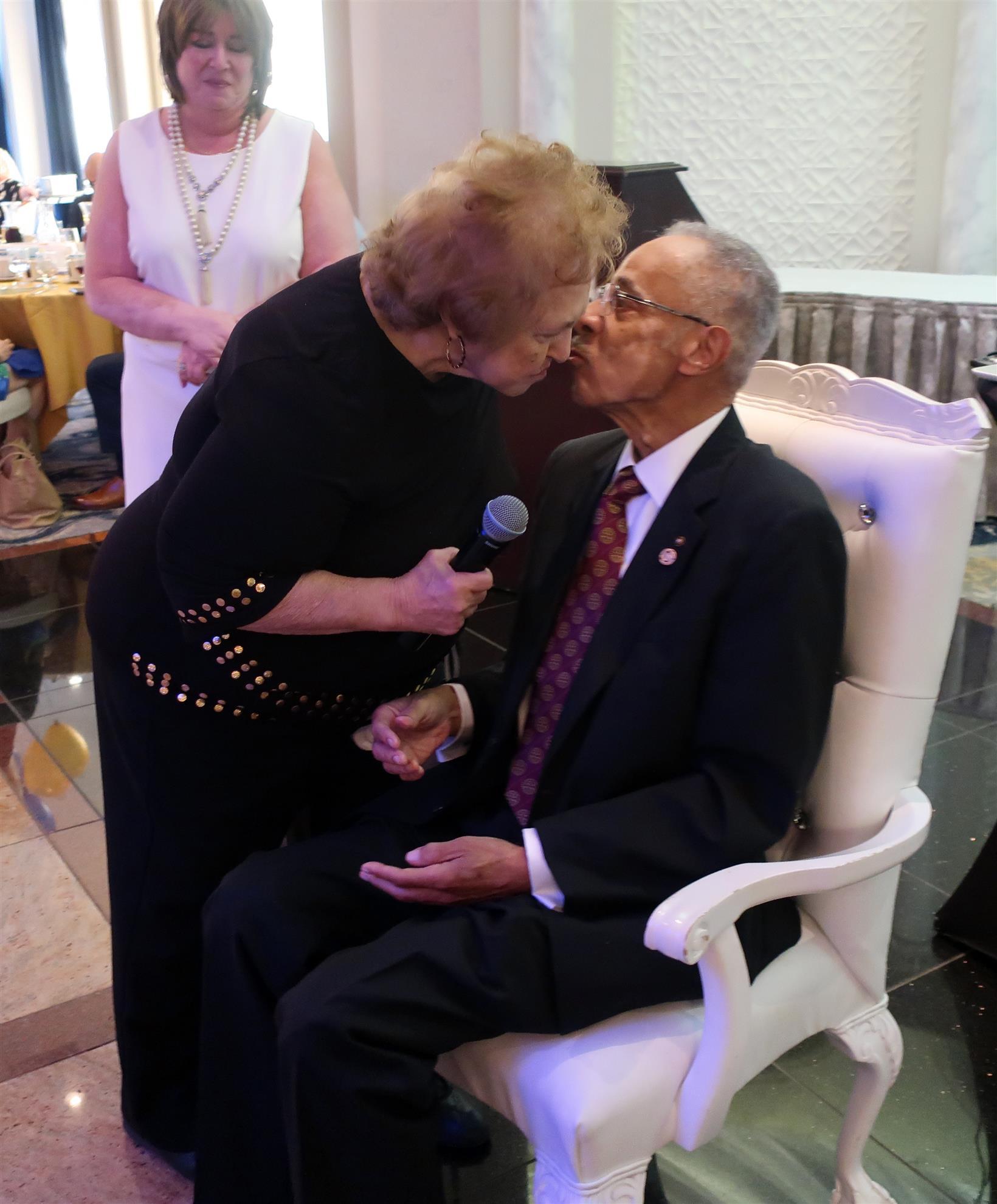 Mary Springman and Ed Hicks