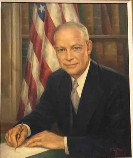 Nominations Being Accepted For Dwight D Eisenhower