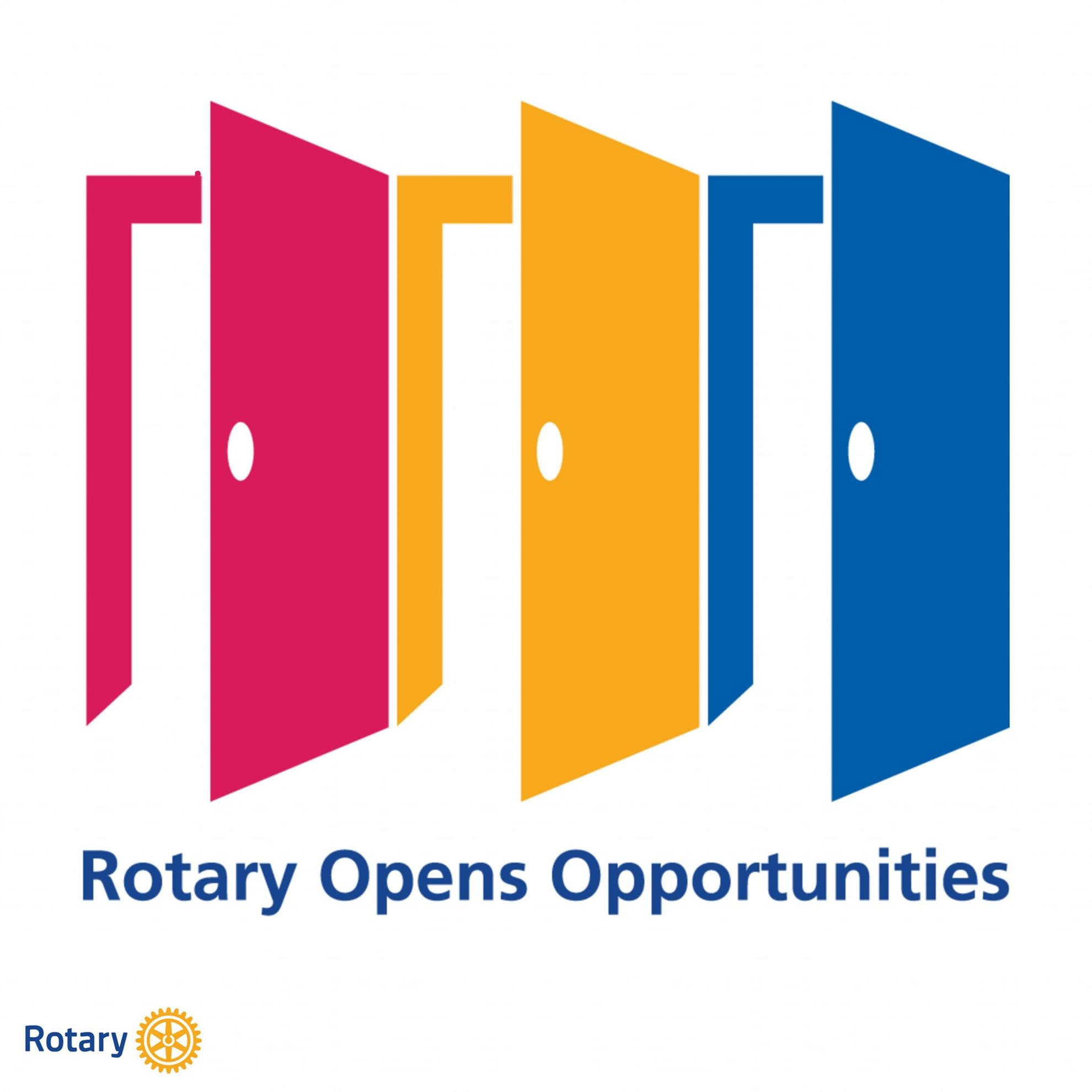 Rotary Presidential Logo and Theme 2020-2021   Rotary Club of ...