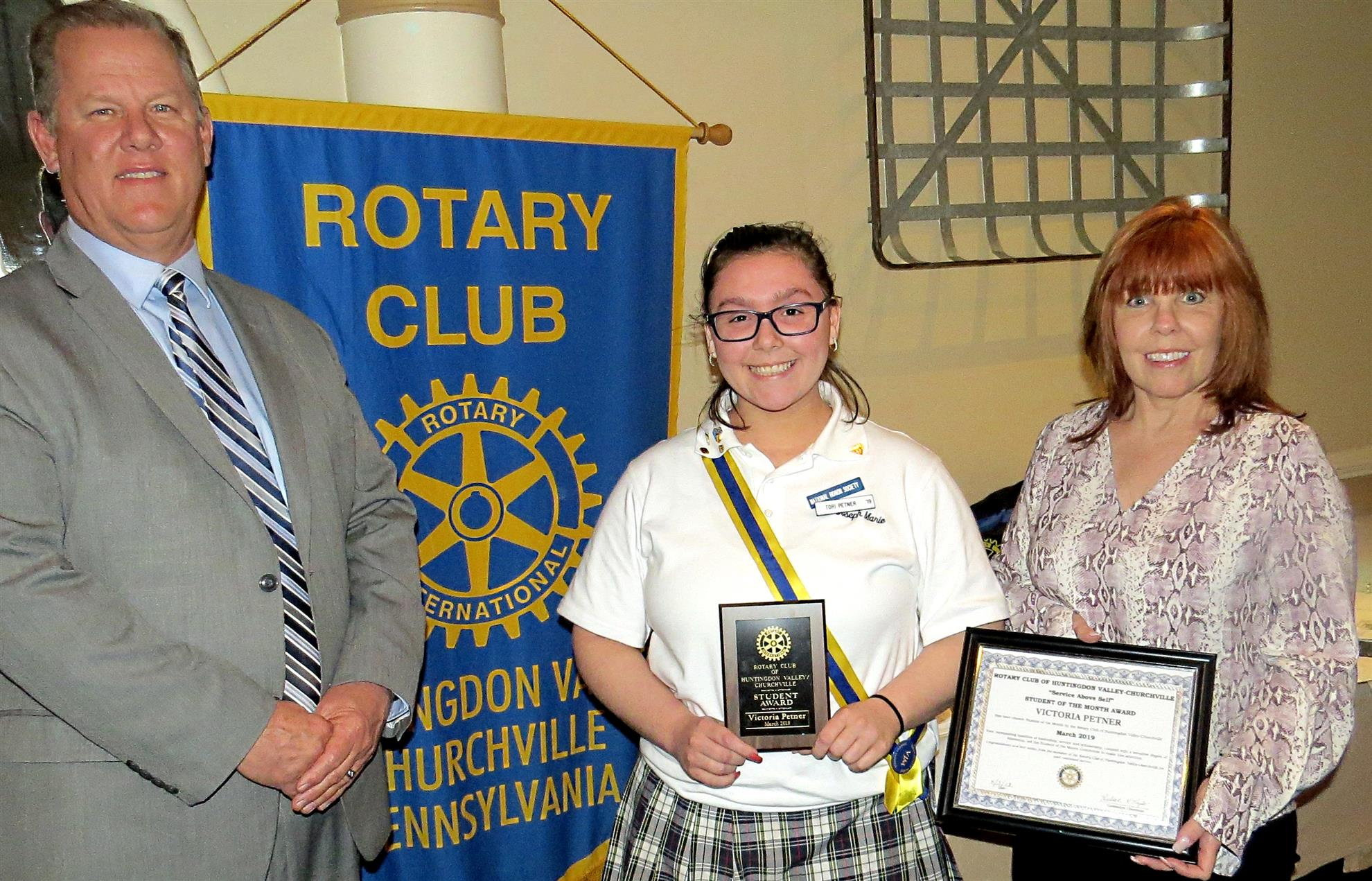 Stories | Rotary Club of Huntingdon Valley-Churchville