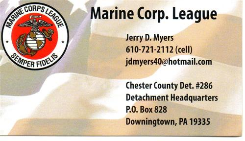 Marine Corp. League