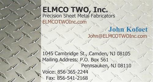 Elmco Two, Inc.