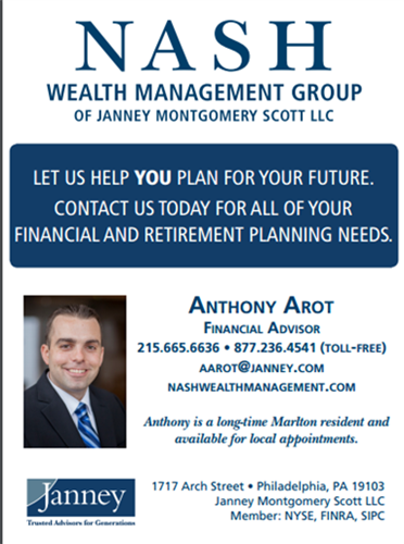 Anthony Arnot - Nash Wealth