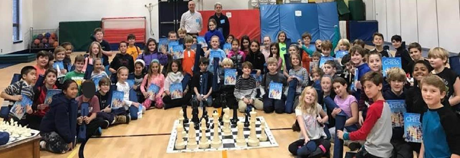 Jeremy Alex Fund 4th Grade Chess Program