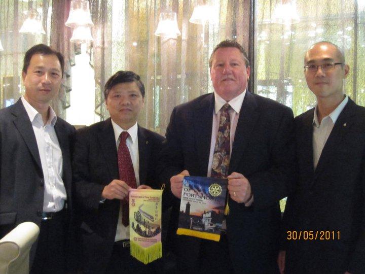 Hong Kong, Macao and Mongolia Rotary Club photo 05302011