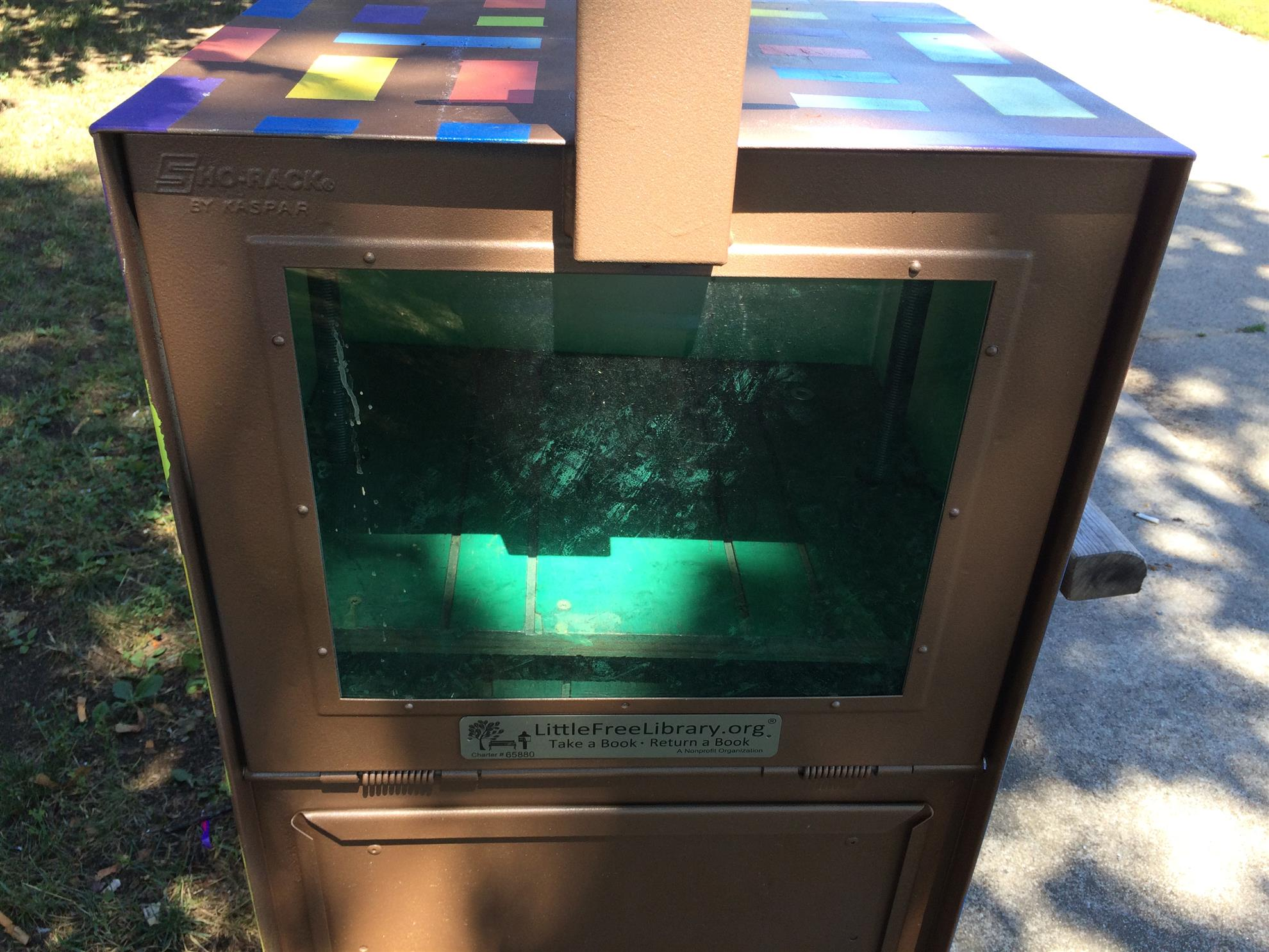 Little Free Libraries   Rotary Club of Sanford-Springvale