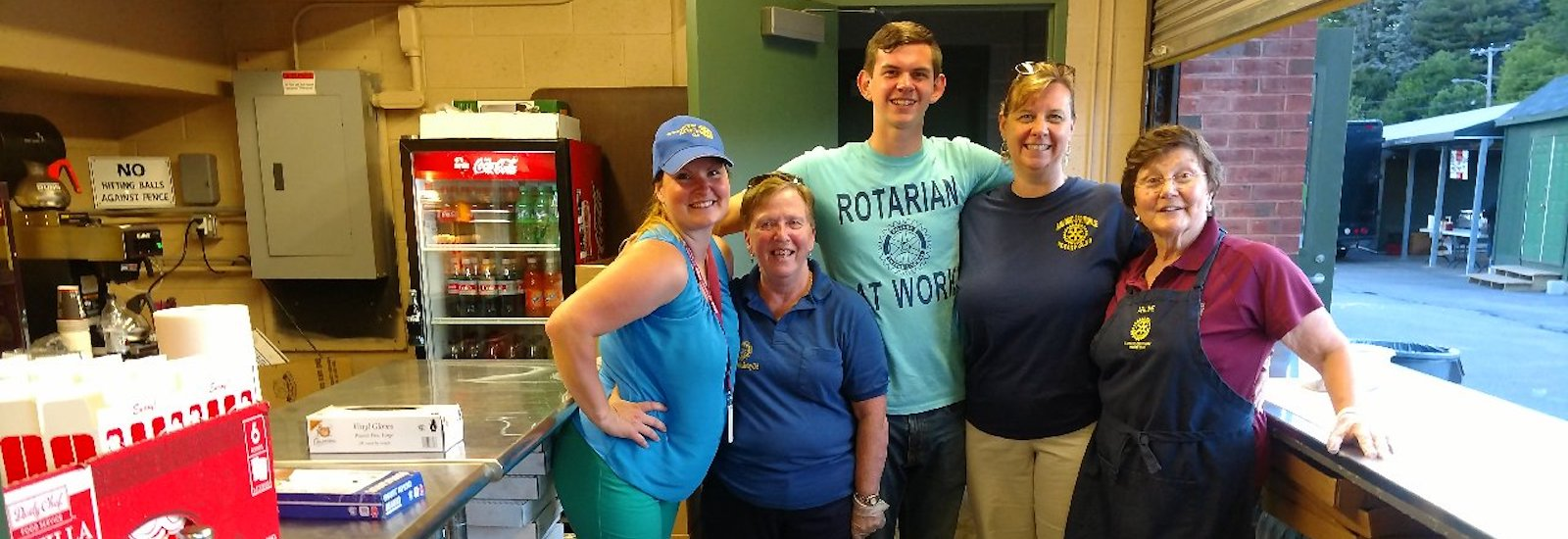 Mainer's Concession Stand Crew