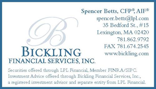 Bickling Financial Services, Inc.