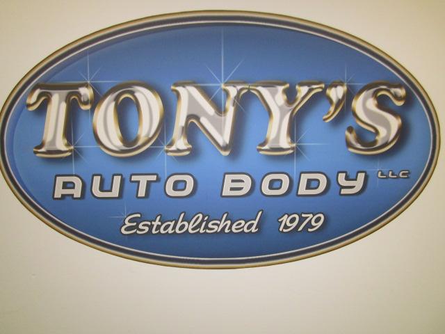 Tony's Auto Body