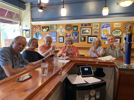 Brews for Books to support the Madison Reading Project