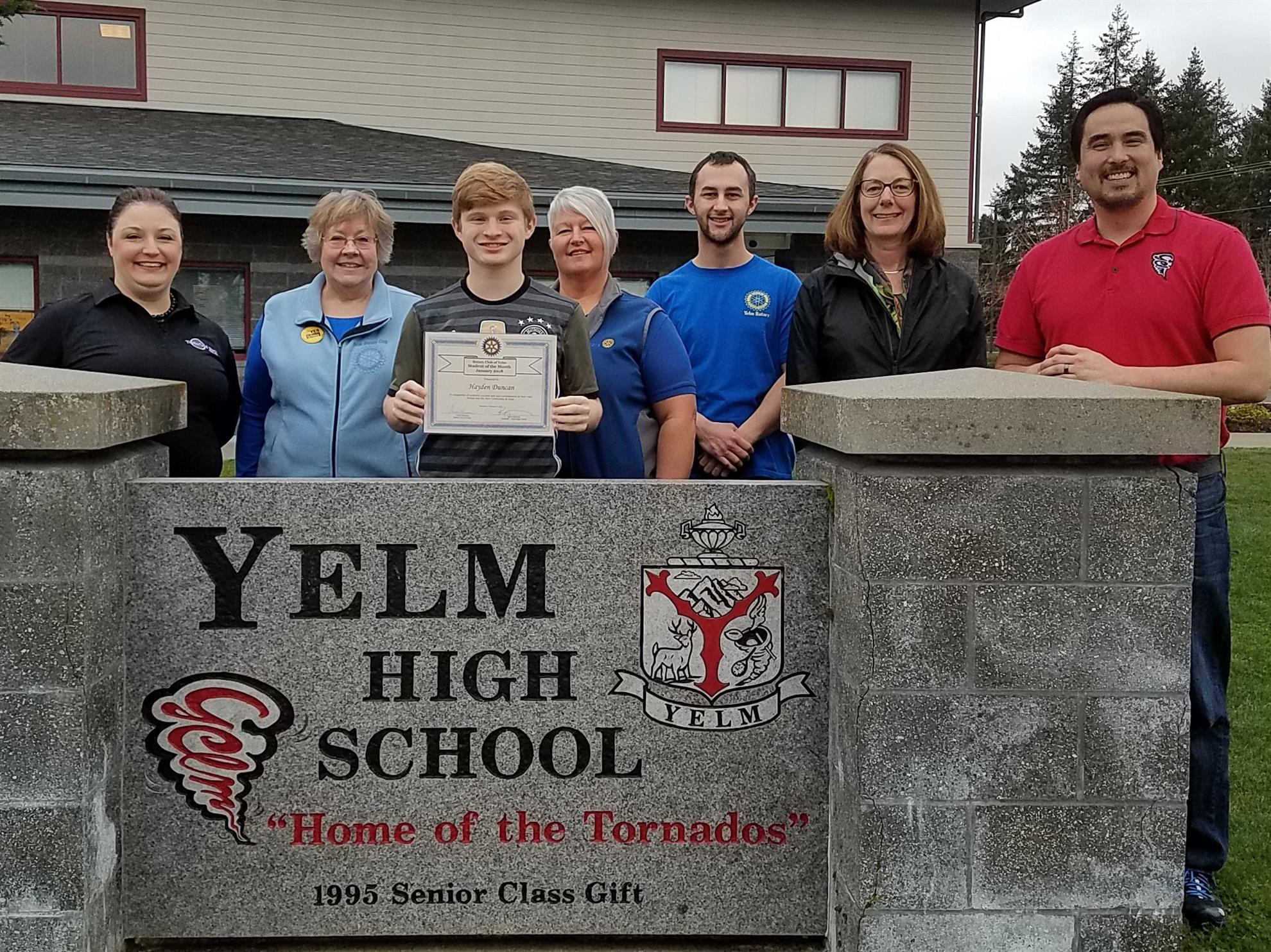 Stories | Rotary Club of Yelm