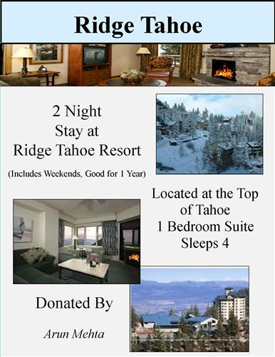 Ridge Tahoe Fremont Morning Rotary Club