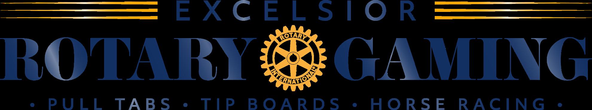 excelsior rotary club logo