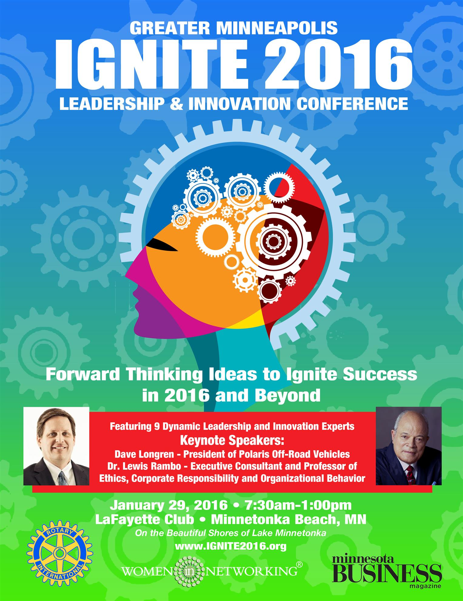 2017 05 a great miracle minnesota company - Ignite 2016 Conference