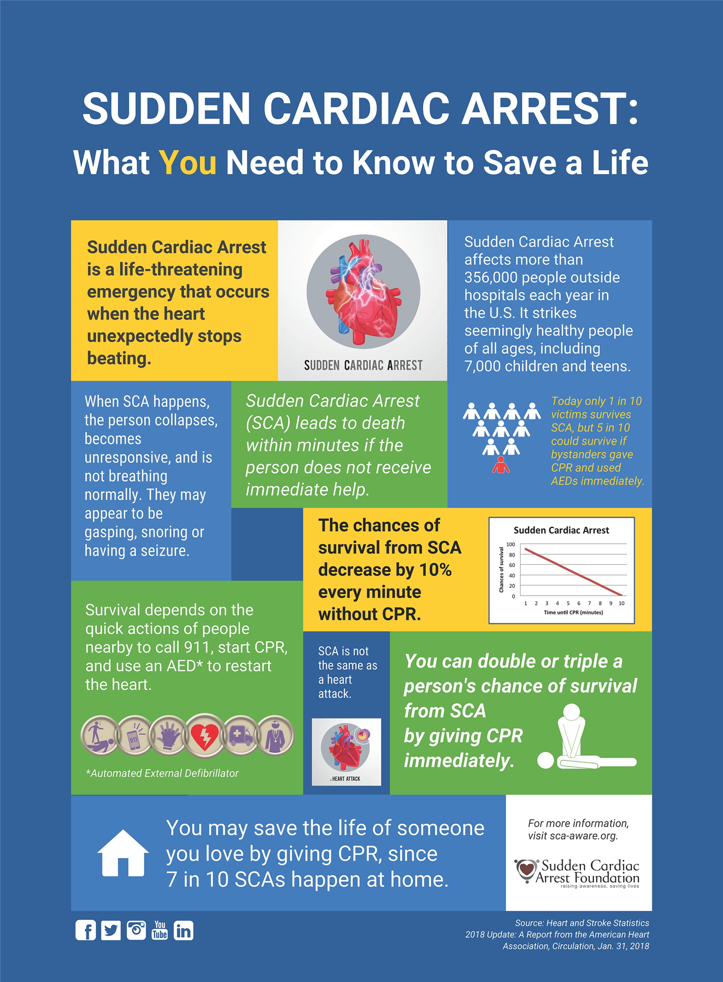 Sudden Cardiac Arrest Flow Chart Rotary Club Of Plymouth