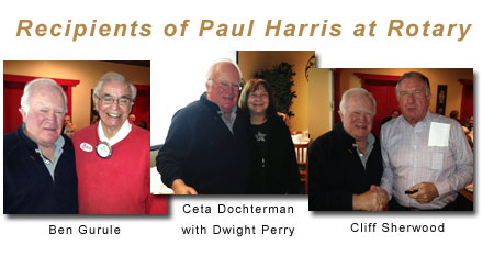 Paul Harris Awards