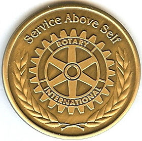 Essay about service above self