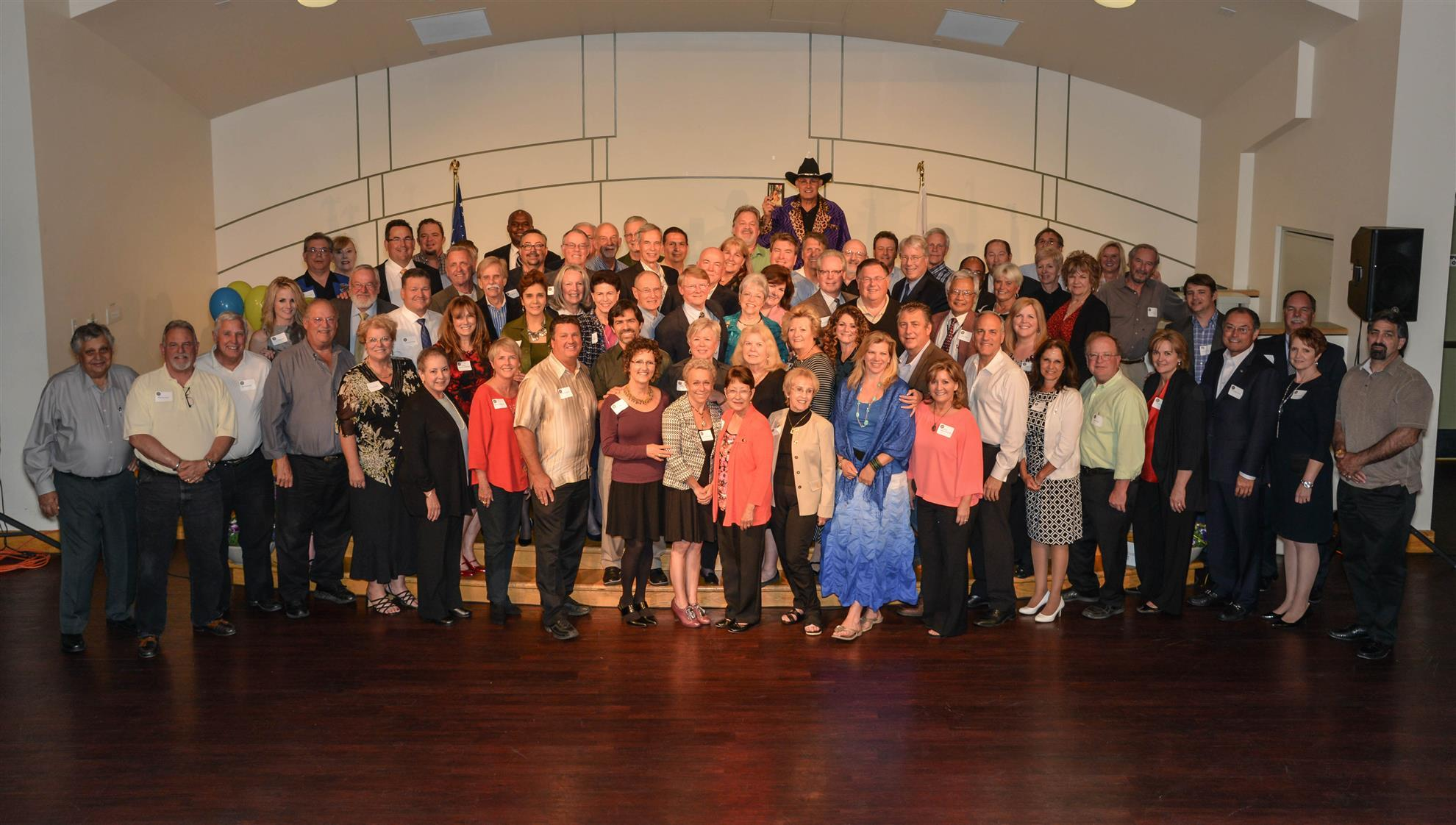 "The Rotary Club of Morgan Hill Celebrates 60 Years of ""Service Above ..."