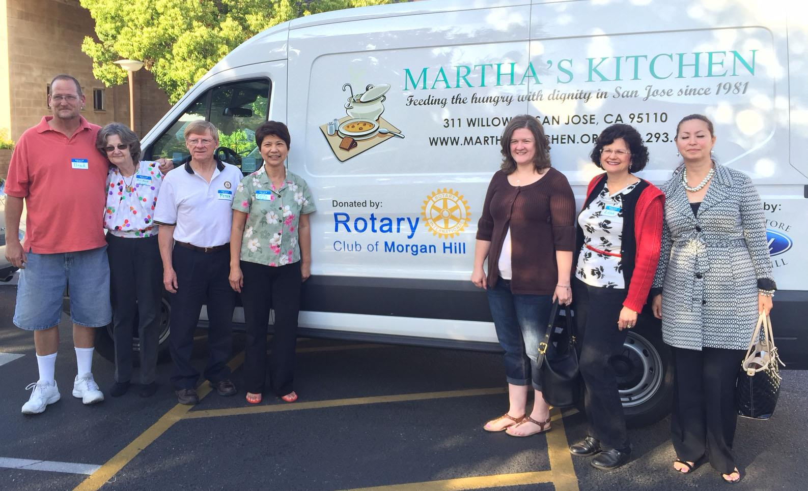 marthas kitchen serves meals to those in need in morgan hill and the south county area to help them expand their services and better serve their clients - Marthas Kitchen