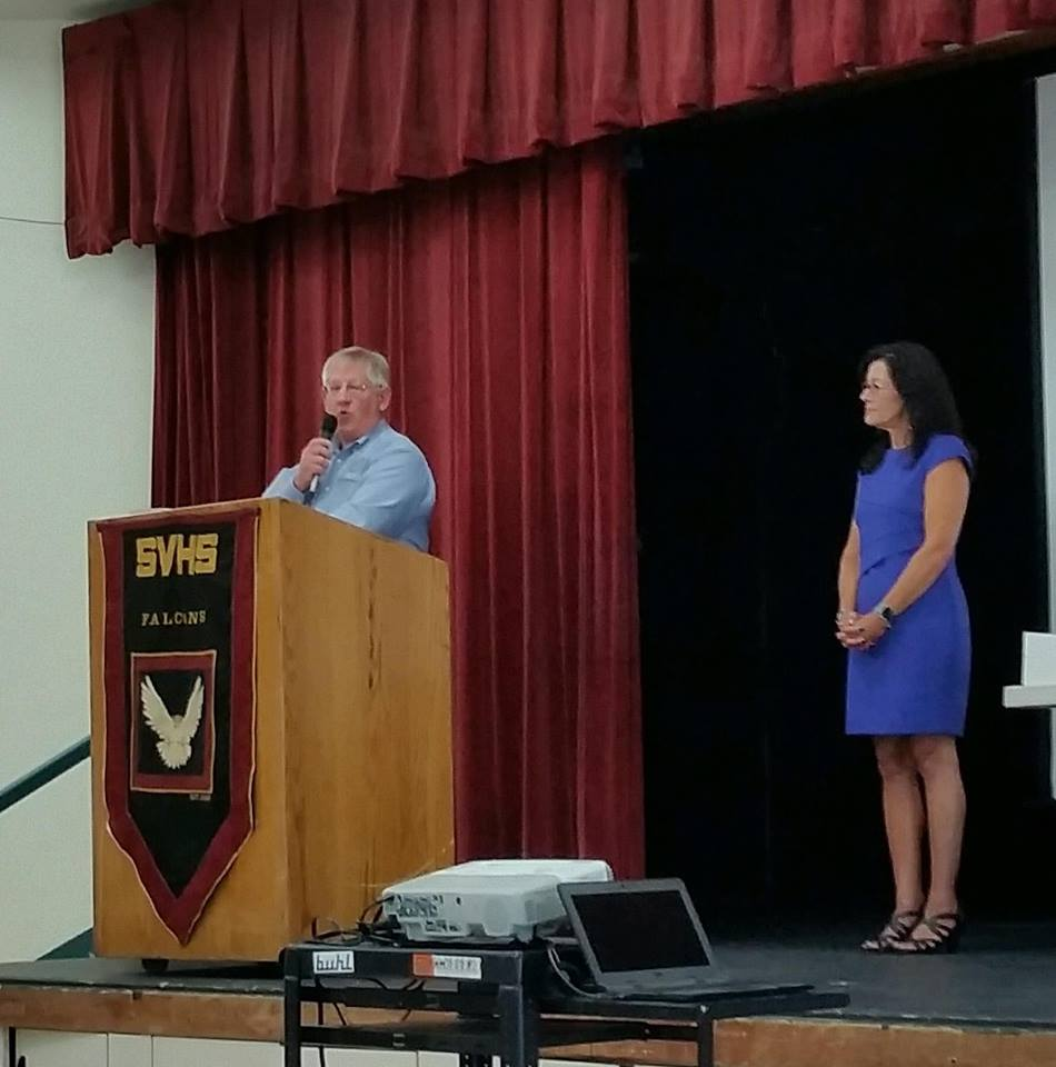 Welcome Back to School event | Rotary Club of Scotts Valley