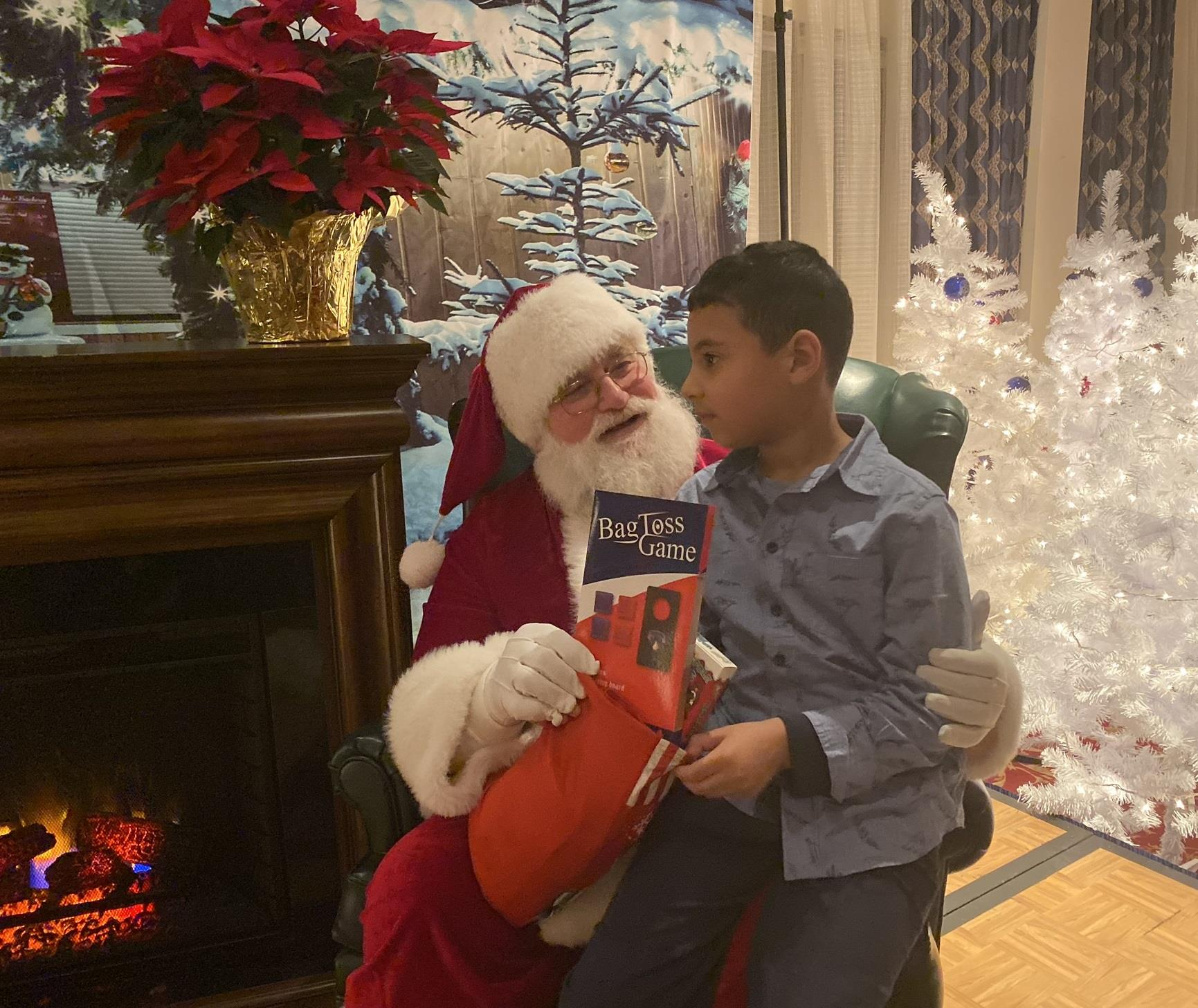 Christmas Party 2019 Rotary Club Of Souderton Telford