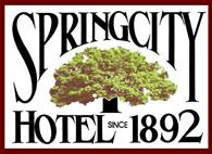 The Spring City Hotel