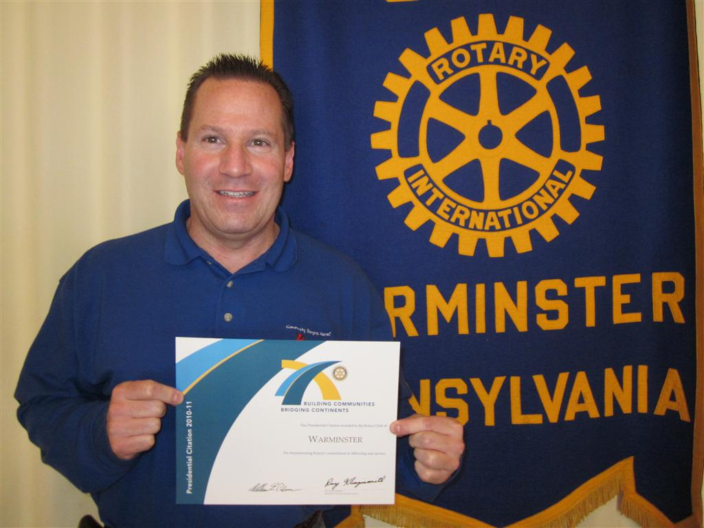 Chris Roehl Pres Citation