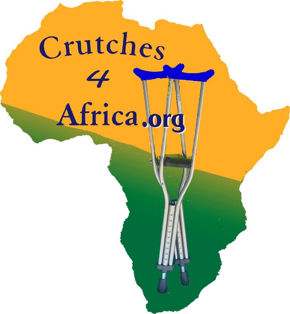 Bildergebnis für crutches 4 africa