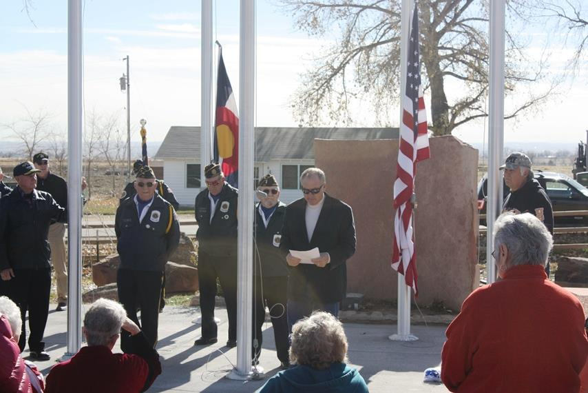 Mead Veterans Flag Ceremony1