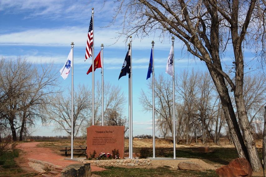 Mead Veterans Flag Ceremony8