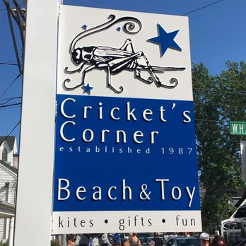 Cricket's Corner Beach and Toy