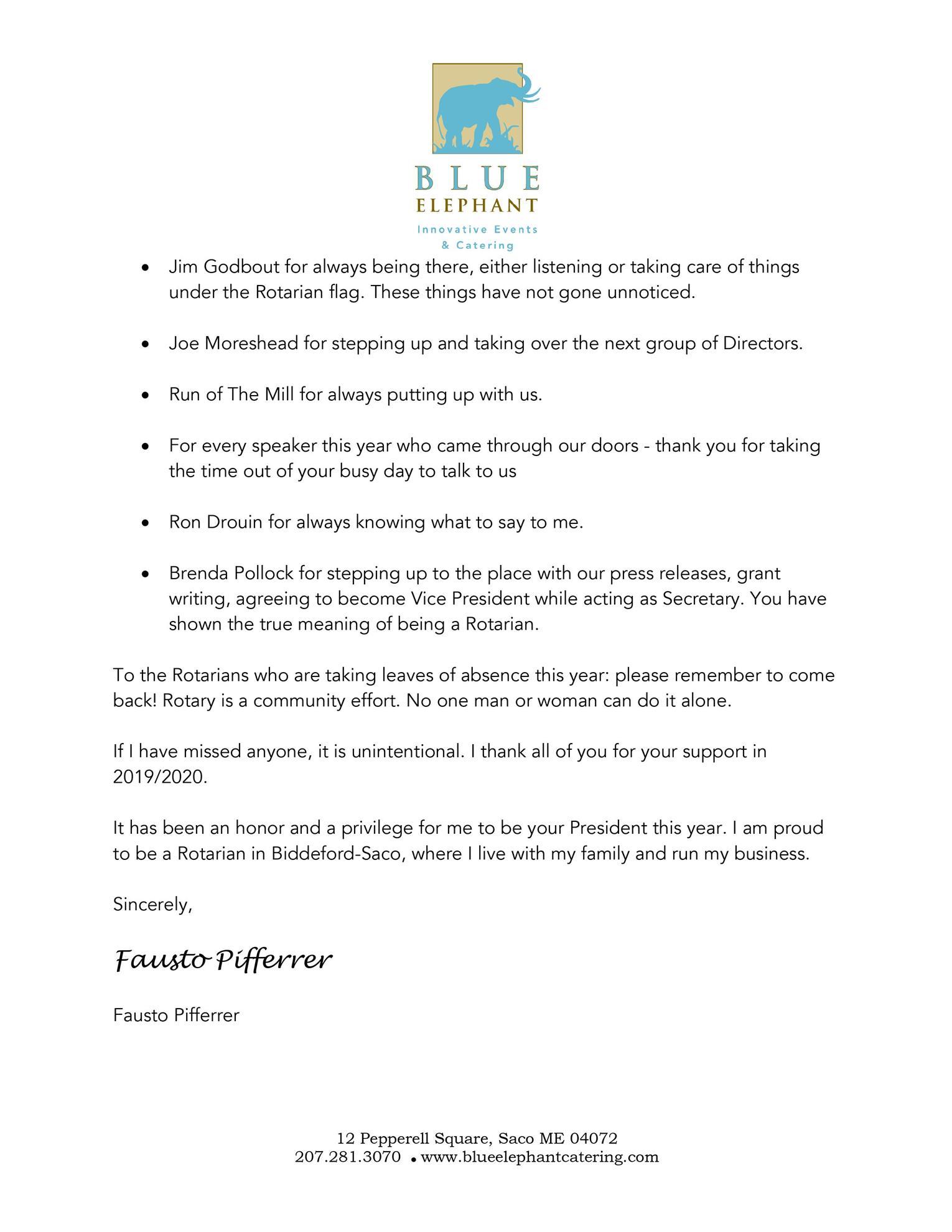 Stories Rotary Club Of Biddeford Saco