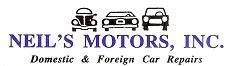 Neil's Motors