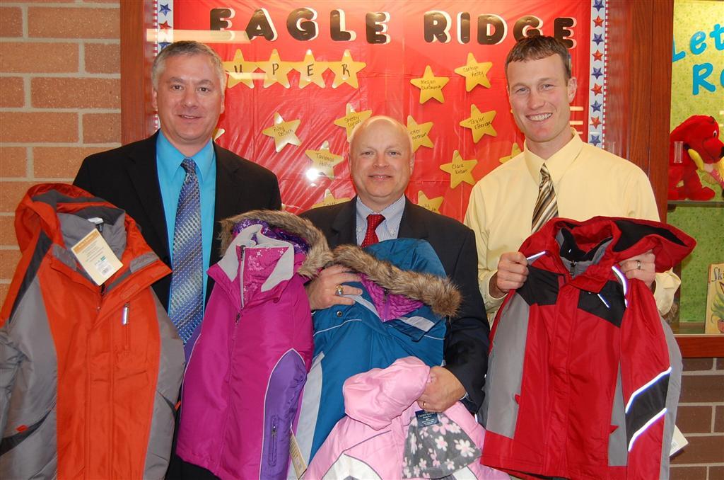 Eage Ridge Coats