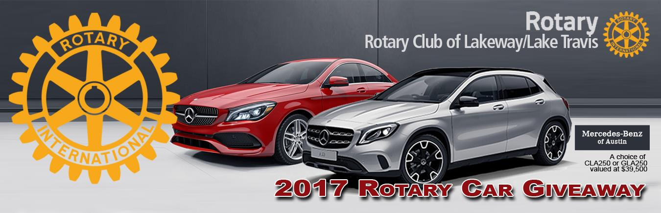 Car Giveaway 2017 >> 2017 Rotary Car Giveaway Rotary Club Of Lakeway Lake Travis