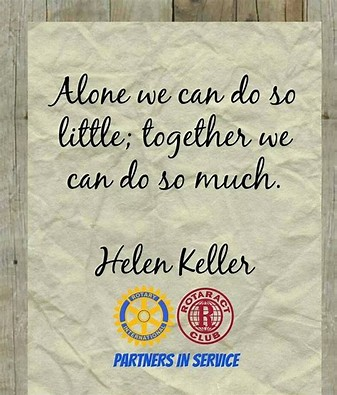 Rotary Quotes At Christmas Rotary Club Of Gros Isletst Lucia