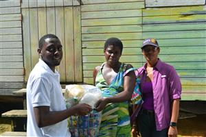 Hampers for the Needy