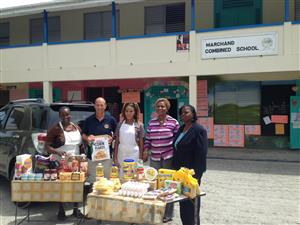School Feeding - Breakfast Supplies