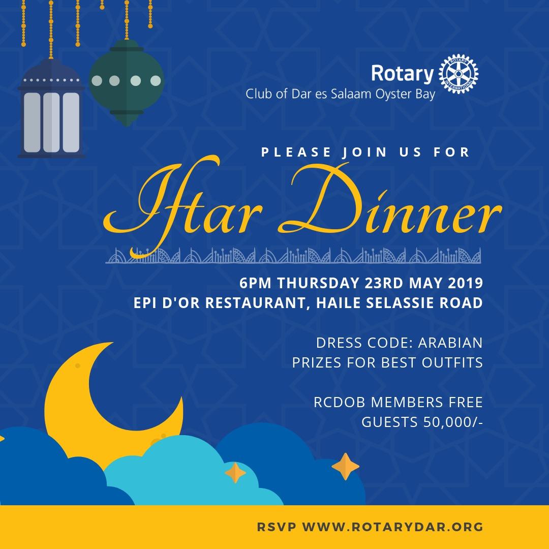 Stories | Rotary Club of Dar-es-Salaam Oyster Bay