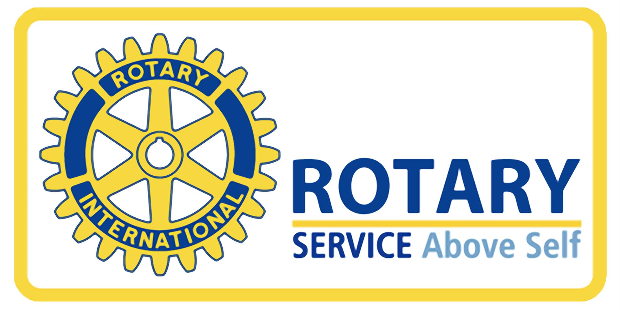 Rotary Service Above Self Logo