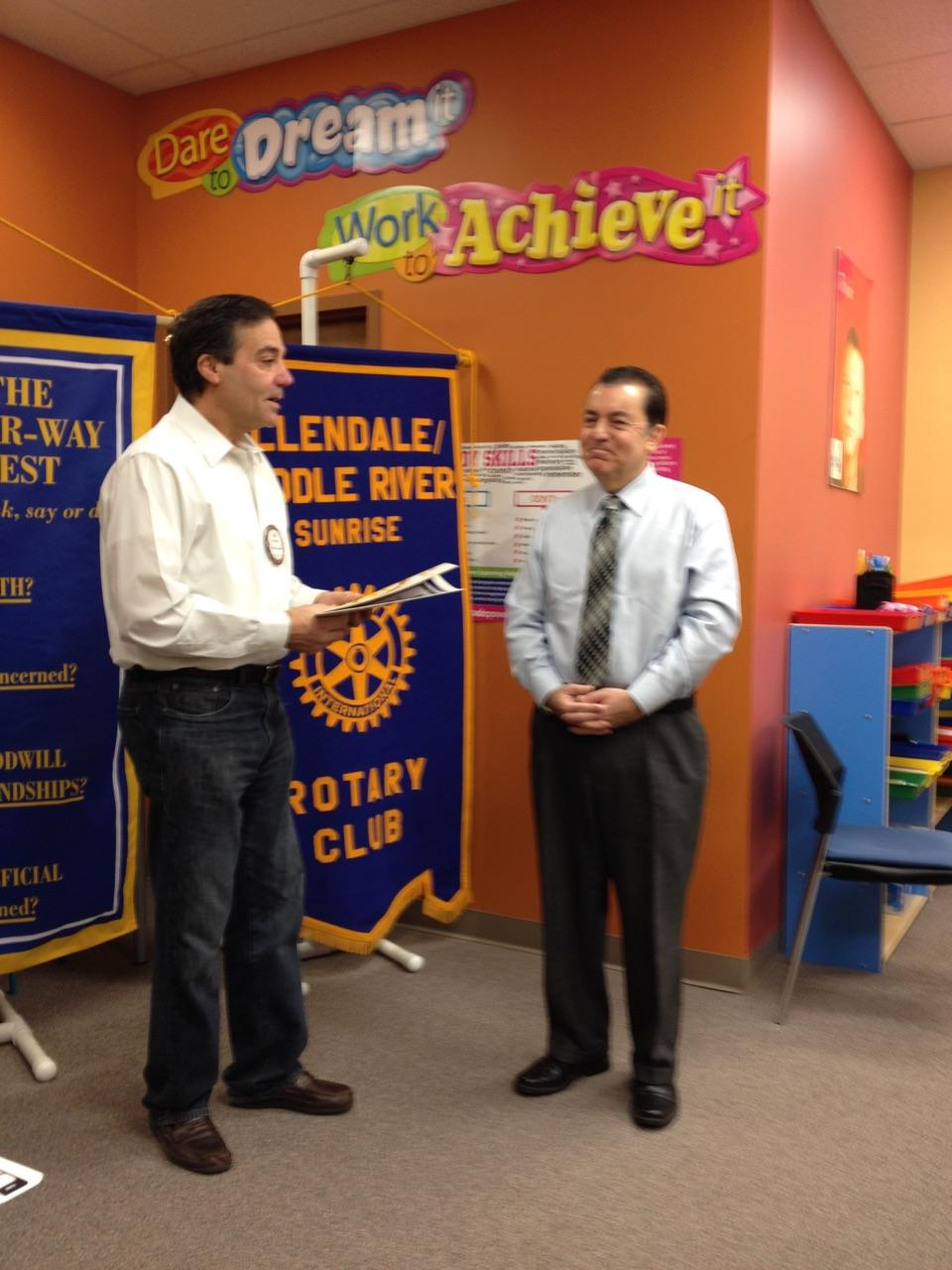 Stories Rotary Club Allendale Saddle River