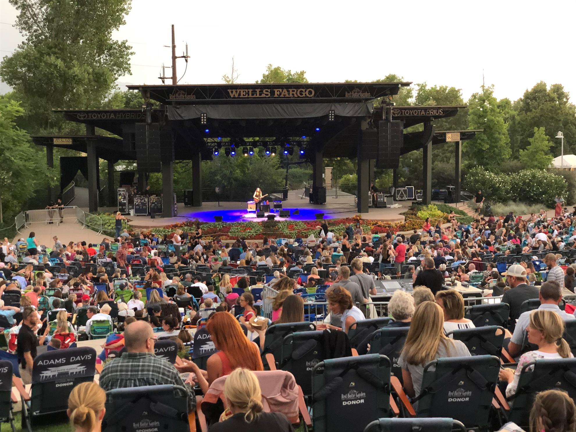 Salt Lake Rotary Visits Red Butte Gardens For Fundraiser U0026 Indigo Girls  Concert | Rotary Club Of Salt Lake City