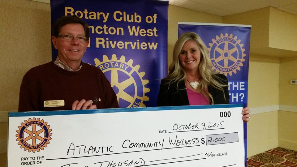 Atlantic Community Wellness support