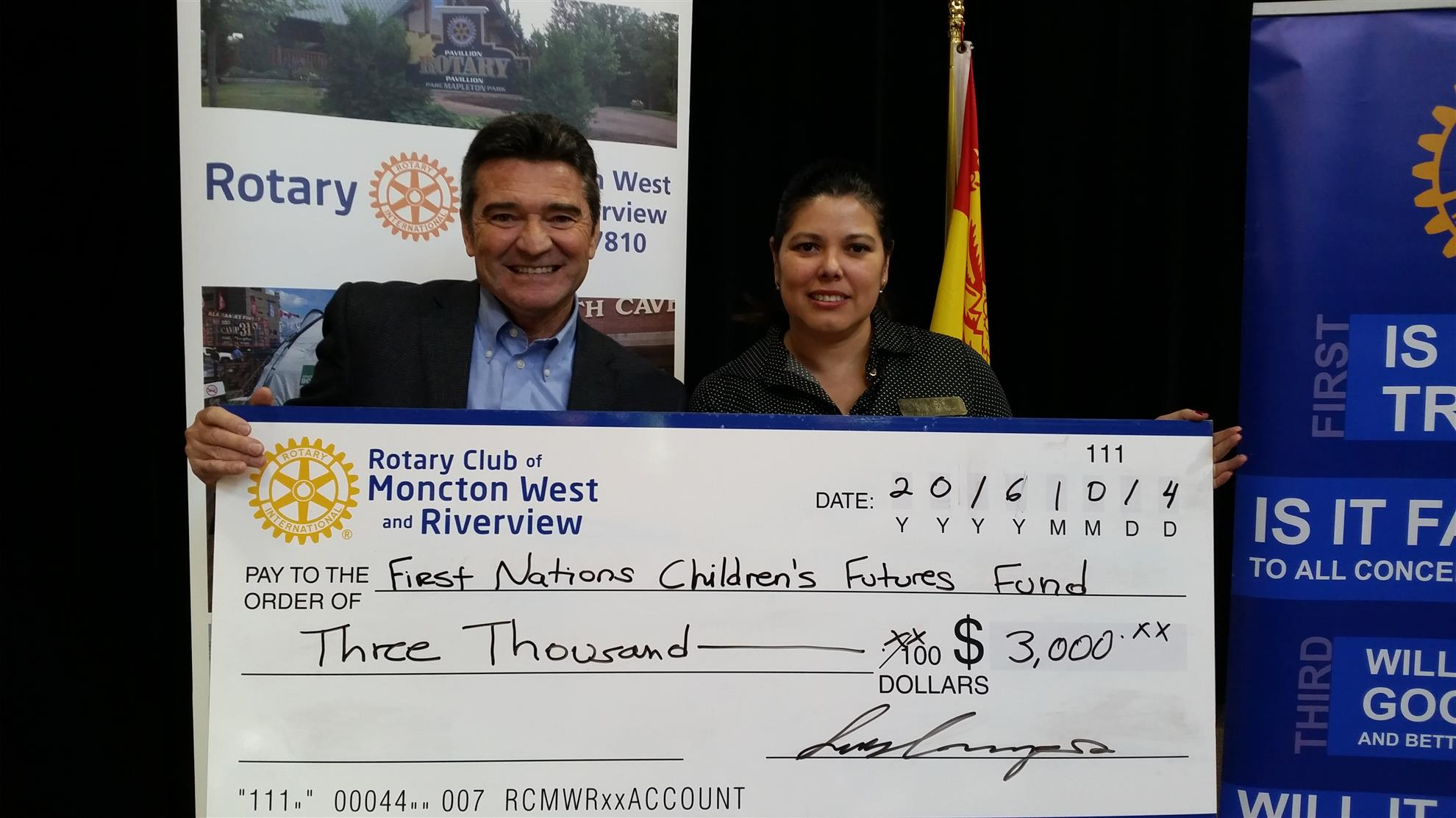 First Nations Children's Future Fund support