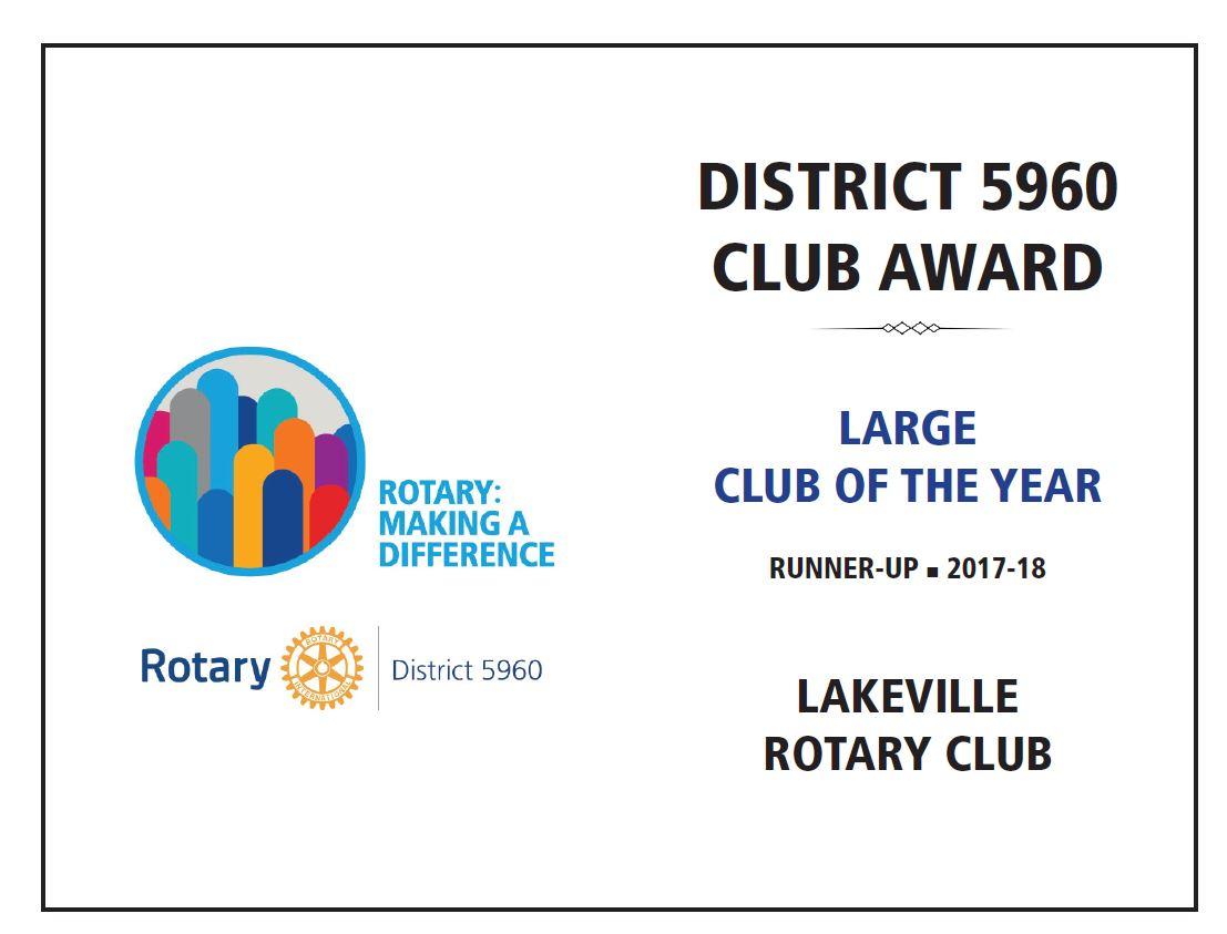 Stories Rotary Club Of Lakeville