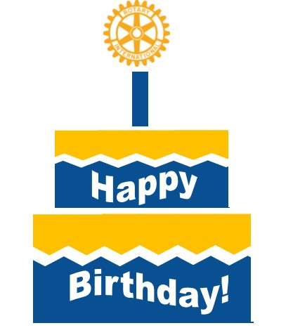Image result for rotary birthday