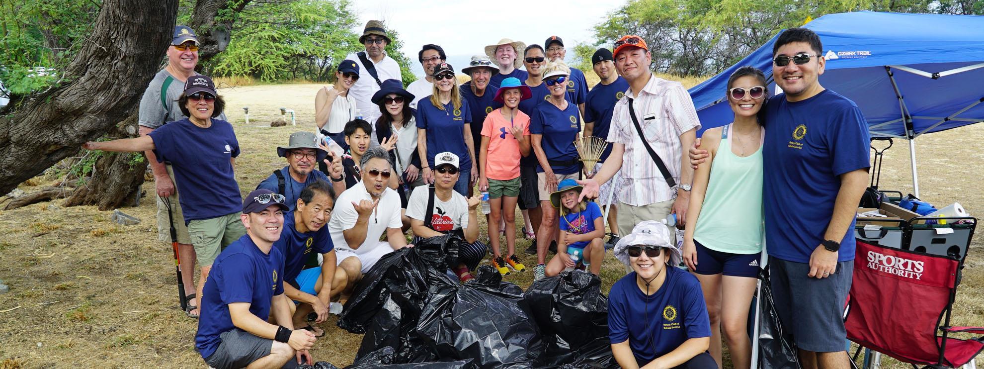 Diamond Head Beach Clean-Up