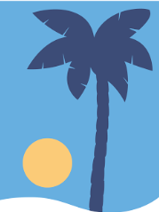 Kapolei Sunset logo