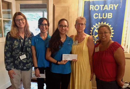 Rotary Club of Poipu Beach Nursing Scholarships